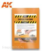 AK8095 AK Interactive Пена для резьбы 8 мм, A4 (305 x 228 мм)