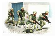 00418 Я-Моделист Клей жидкий плюс подарок Trumpeter 1/35 Us Army in Iraq 2005