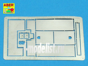 35 A87 Aber 1/35 Floor for Sd.Kfz. 250