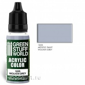 1835 Green Stuff World Акриловая краска цвет