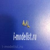 N35043 Zedval 1/35 Set of parts for BTR-60PB (Trumpeter 01545)