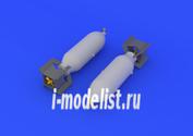 632036 Eduard 1/32 Дополнение US 250 lb bombs