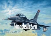 0188 Italeri 1/72 Самолет F-16 C/D Night Falcon