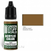 1824 Green Stuff World Акриловая краска цвет