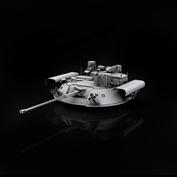 im72018 Imodelist 1/72 Российский универсальный боевой модуль «Бережок» с точёным стволом