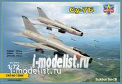 72006 ModelSvit 1/72 Самолет Суххой-7Б