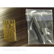 MD14443 Metallic Details 1/144 Набор дополнений Антенны и датчики советской гражданской авиации часть 2