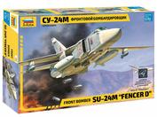 7267 Zvezda 1/72 Su-24M