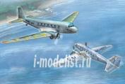 72508 MPM 1/72 Самолет DC-2 Panam/ALE