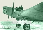 7248 ELF Productions 1/72 Колеса для Yak-11