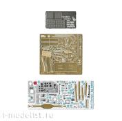 048023 Microdesign 1/48 IL-2 (Tamiya) color dashboards