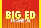 BIG4996 Eduard 1/48 Полный набор фототравления для JAGUAR A