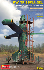 40005 MiniArt 1/35 FW TRIEBFLUGEL with Landing Ladder