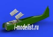 672101 Eduard 1/72 Набор дополнений Fw 190A-5 фюзеляжное вооружение
