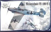 72012 Avis 1/72 Bf-109 C-1
