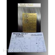 MD14404 Metallic Details 1/144 Фототравление для