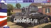 35GM0005 Gecko Models 1/35 Cruiser Tank Mk. IICS, A10CS Mk. 1a