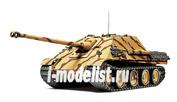 30607 Tamiya 1/25 Немецкий Jagdpanther с 4 фигурами