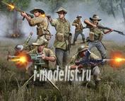 02501 Revell 1/72 AUSTRALIAN INFANTRY WWII