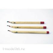 VES004 ВЭС Воронеж Набор из трех скрайберов 0.1, 0.25 и 0.35 мм