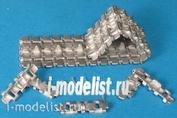 MTL-35025 MasterClub 1/35 Траки наборные железные КВ-1 с разрезным траком