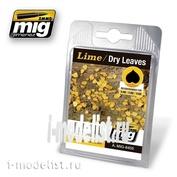 AMIG8405 Ammo Mig LIME - DRY LEAVES (сухие листья липы)