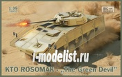 35032 IBG 1/35 KTO ROSOMAK The Green Devil