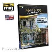AMIG6215 Ammo Mig MODELLING SCHOOL: URBAN DIORAMAS (English)