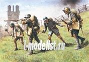 35291 ICM 1/35 German assault infantry, 1917 - 1918