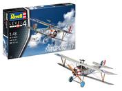 03885 Revell 1/48 Французский истребитель Nieuport 17