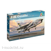 1456 Italeri 1/72 Самолет F-8E Crusader