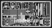 32075 1/32 Eduard photo etched parts for Bf 109G-14