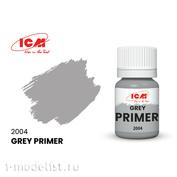 C2004 ICM Primer, color Gray (Grey) 17 ml