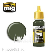 AMIG0233 Ammo Mig RLM 71 DUNKELGRÜN (темно-зеленый)