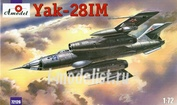 72126 Amodel 1/72 Самолет Яковлев Як-28ИМ