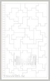 62902 ZIPMaket Пиксельный камуфляж 5 мм