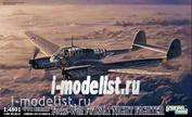 L4801 Great Wall Hobby 1/48 Германский ночной истребитель Fw 189A-1 UHU