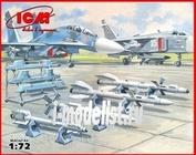72212 ICM 1/72 Советское авиавооружение