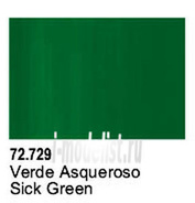 72729 Vallejo Sick Green