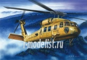 "87216 HobbyBoss 1/72 American UH-60a ""Blackhawk"" helicopter"