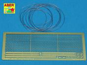 48 A08 Aber 1/48  Фототравление Wire entanglements