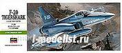 00233 Hasegawa 1/72 Самолет F-20 Tigershark
