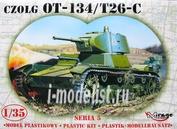 35309 Mirage Hobby 1/35 OT-134/T26-C tank