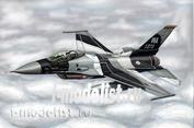 03911 Я-моделист клей жидкий плюс подарок Trumpeter 1/144 F-16A/C Fighting Falcon Block15/30/32