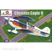 7298 Amodel 1/72 Christen Eagle Ii