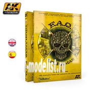 AK8000 AK Interactive Книга на английском языке