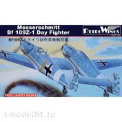 RTW7202 Retro Wings 1/72 Истребитель Messerschmitt Bf 109Z-1 Day Fighter