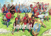 8034 Zvezda 1/72 REP. Roman infantry