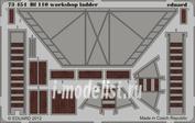 73454 Eduard 1/72 Фототравление для Bf 110 workshop ladder