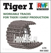 RM-5002 Rye Field Model 1/35 Workable Tracks For TIGER I